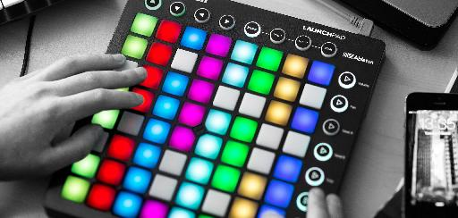 Novation Launchpad 2.