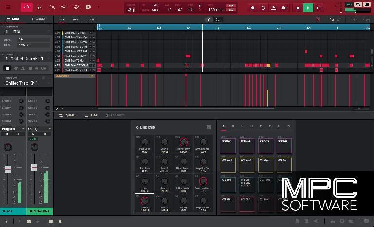 MPC 2.0 GUI