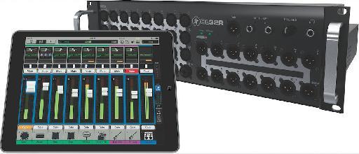 Mackie DL32R Digital Live Sound Mixer