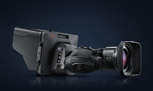Blakmagic Studio Camera