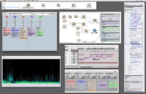 Kyma 7 screenshots.