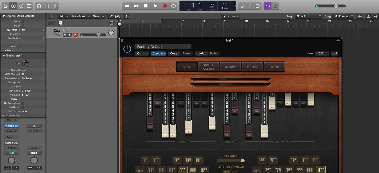 5 Cool Things To Do With Logic Pro X Instruments