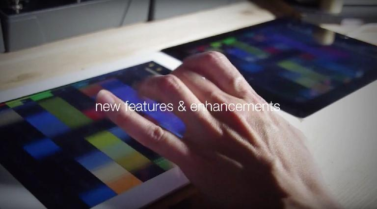 There's new features and enhancements aplenty in touchAble 3.1