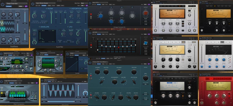 free mastering plugins for logic pro x