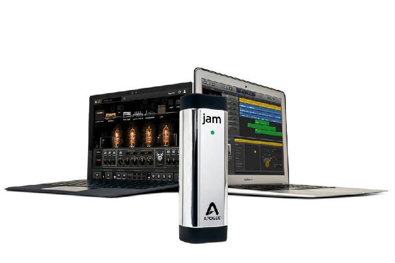 Apogee JAM 96k now for Windows too.