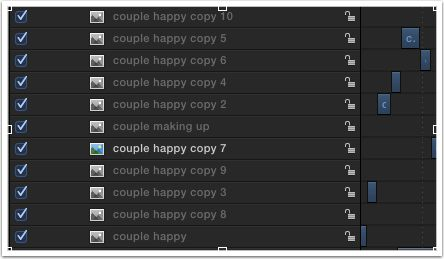 I should probably have renamed these layers.