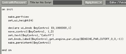 Code Example 6