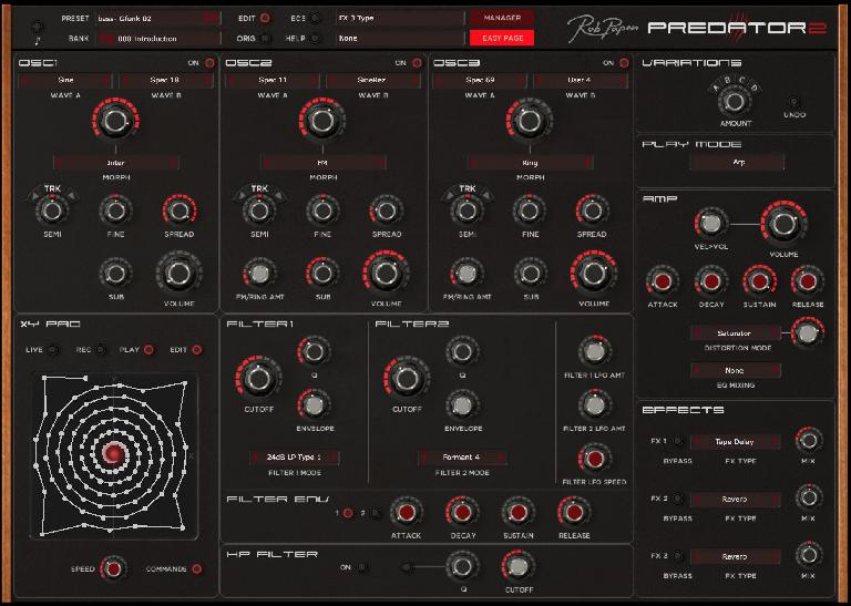 Predator2 Easy Page.