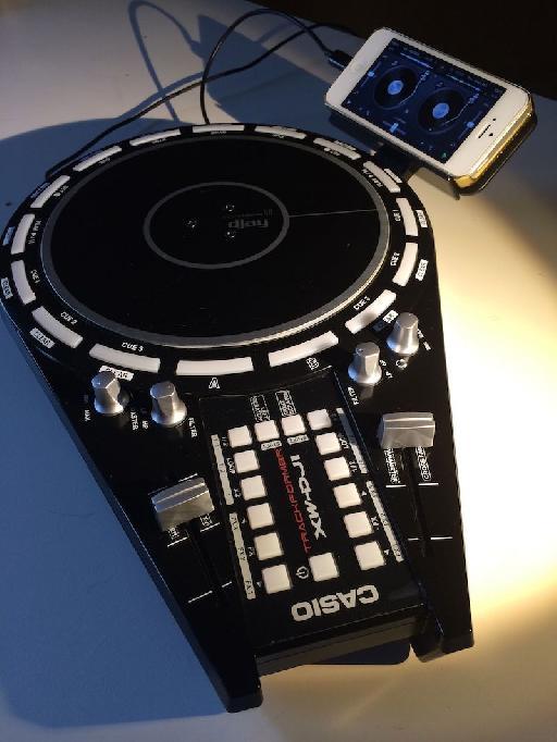 Casio Trackformer XW-DJ1.