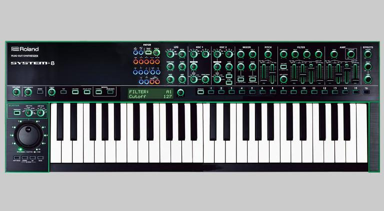 Roland AIRA System-8?