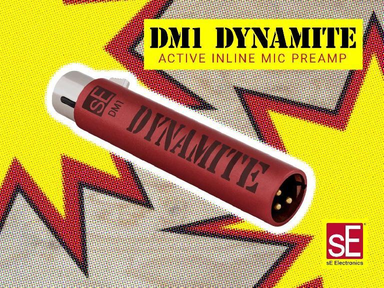 sE Electronics sE7 Small Diaphragm Condenser Microphone