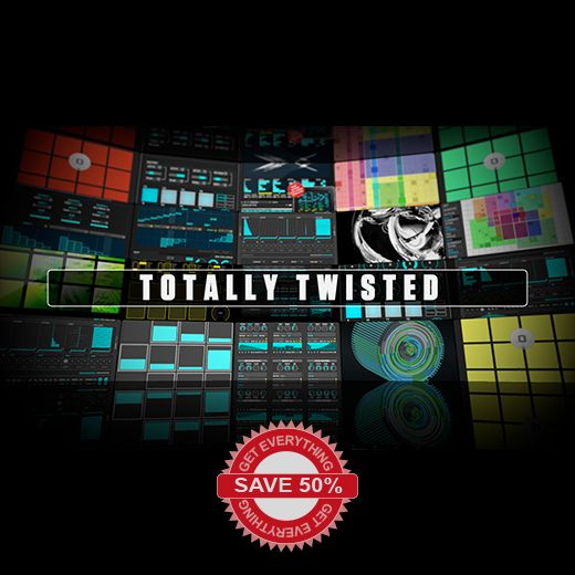 Totally Twisted bundle from Twisted Tools