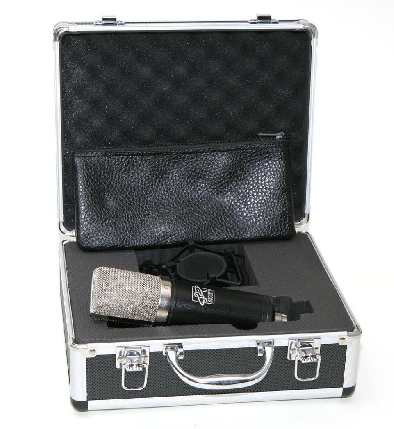 Roswell Pro Audio Aurora in flight case