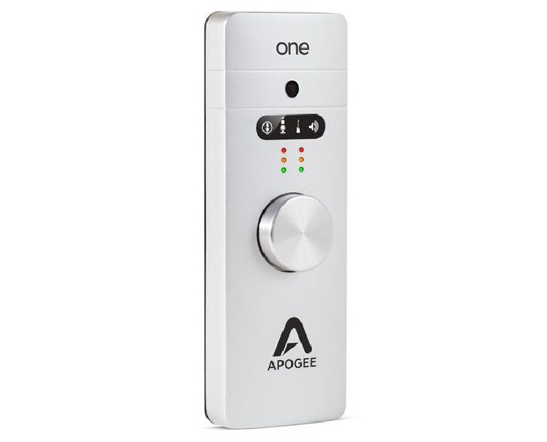 The new Apogee ONE for Mac