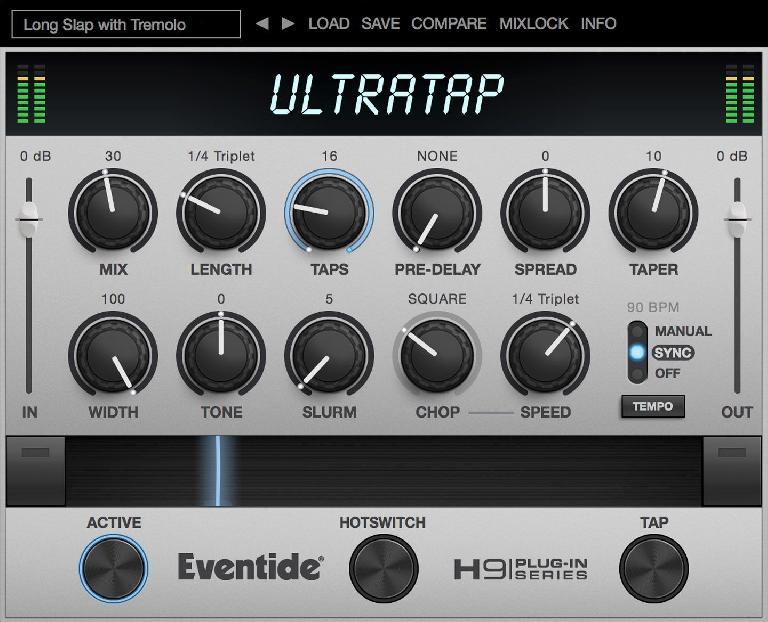 Eventide UltraTap