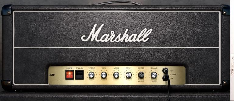 Marshall® JMP 2203 Guitar Amplifier Plug-In — $199