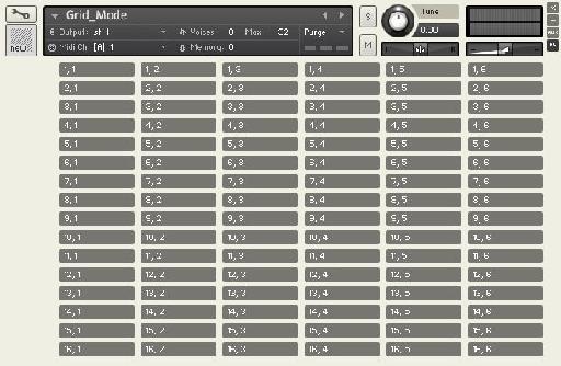 Grid Mode