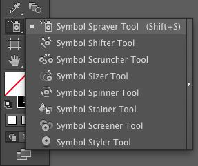 All the symbol tools are here '