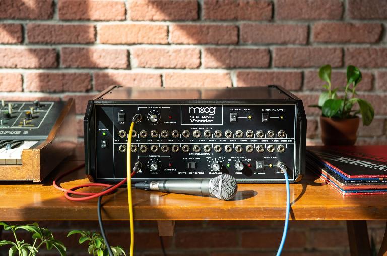 Moog Vocoder 1