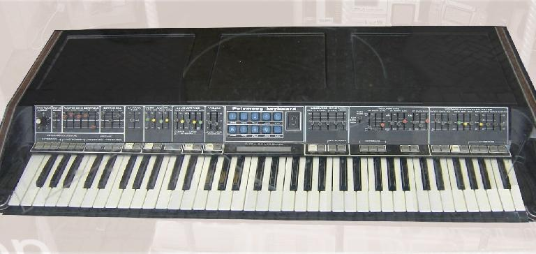 Do you remember? The classic Polymoog (available 1975-1980).