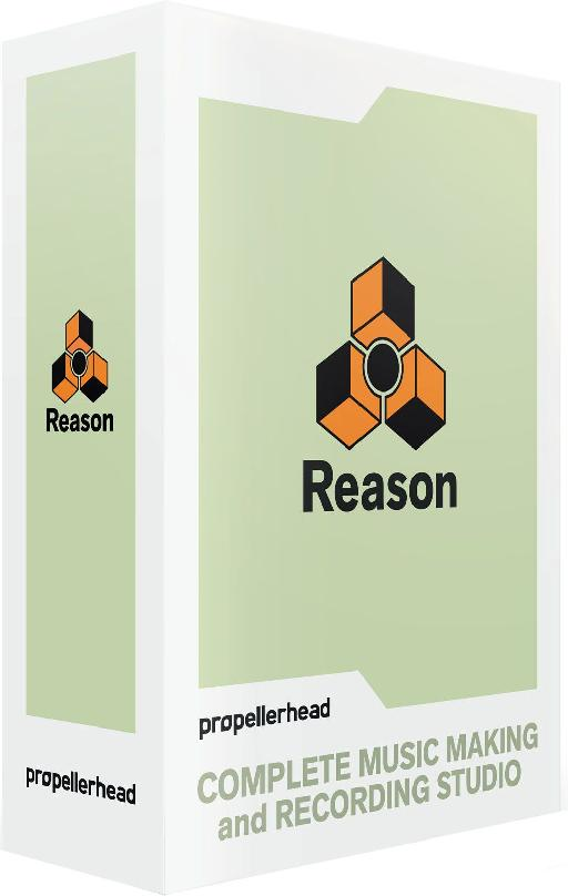 Reason 6 is now thankfully all in one box