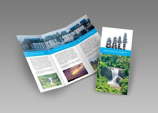 Bali brochure