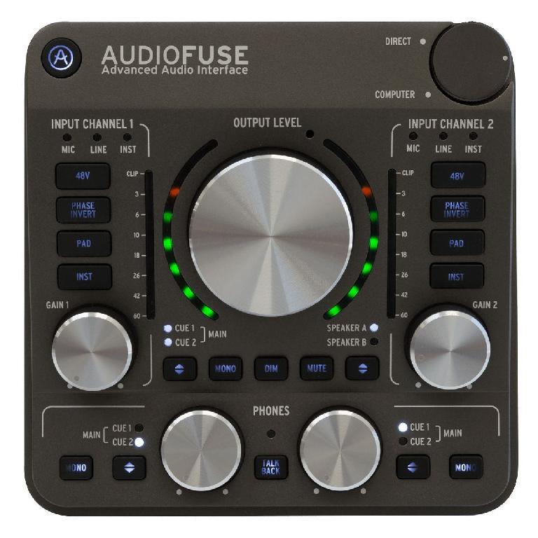 Arturia AudioFuse