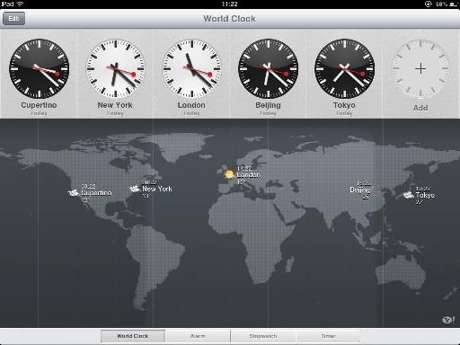 A new Clock app '