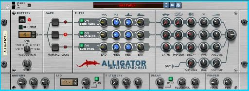 The final Alligator patch