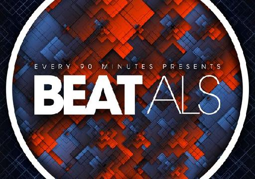Electronic Music for ALS album cover.