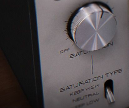 Softube free Saturation Knob