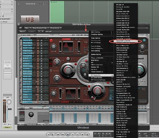 Drum & Bass Kit 01.