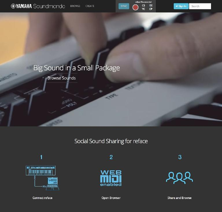 Yamaha Soundmondo