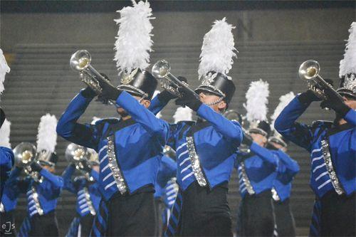 Blue Devils Brass Band (Credit: Erik Skinner)