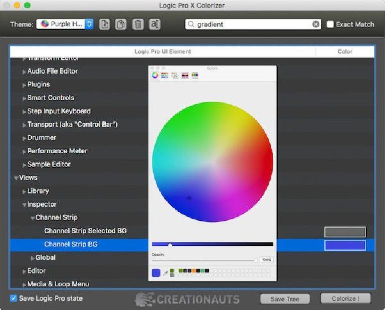 LPX Colorizer GUI