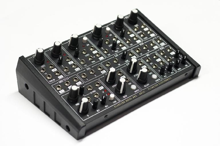 Plankton Electronics ANTS! semi-modular desktop synth.