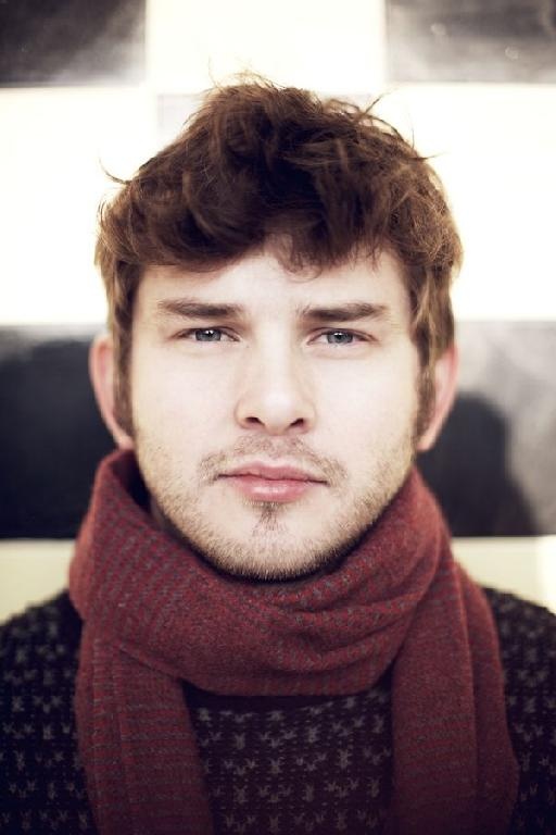 Charlie Andrew is wrapped up warm and ready to produce more emerging artists!