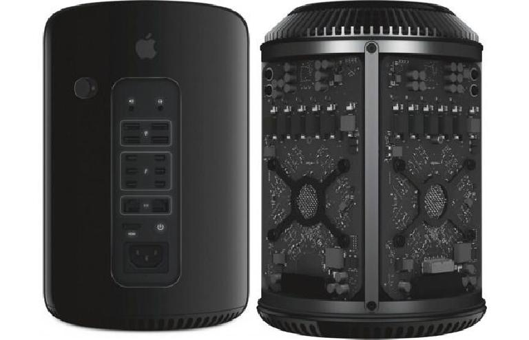 The current, ageing Mac Pro