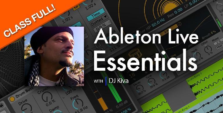 DJ Kiva Live Lab
