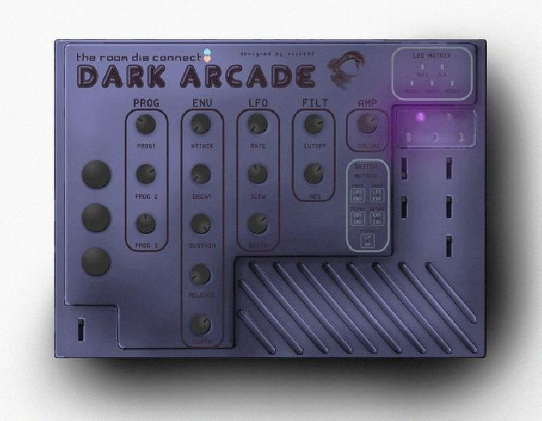 Dark Arade paraphonic synthesizer