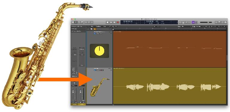 Virtual horn sections can benefit from even a single live element
