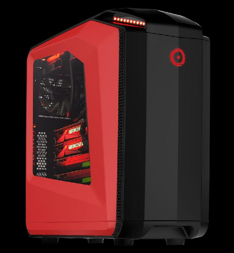 The Origin PC, one of the many boutique PC makers