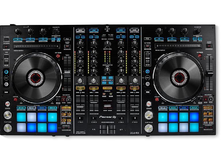 The new Pioneer DJ DDJ-RX