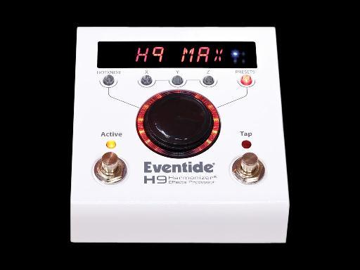 The Eventide H9 Max.