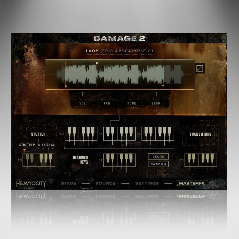 Damage 2 Loop Designer