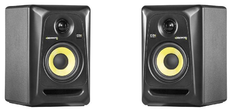 KRK ROKIT 4 G3 2-way monitors