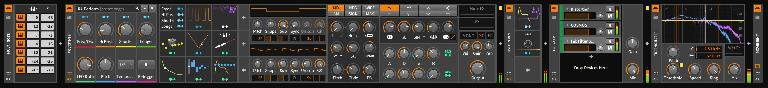 New Devices in Bitwig Studio 2