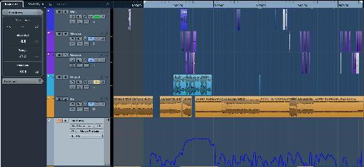 The new Loudness Track in Nuendo 6.5.