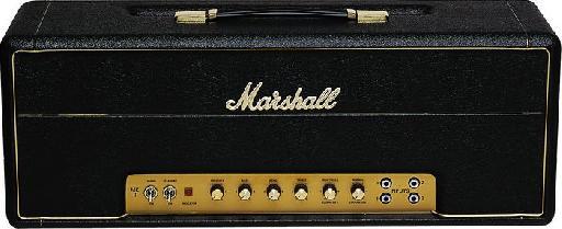 marshall plexi 1959 100 w tube guitar amp head
