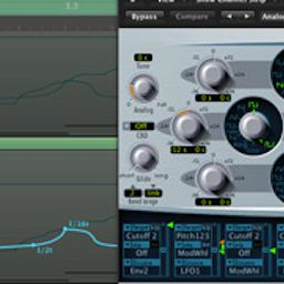 DubStep Wobble Bassline In Logic Pro